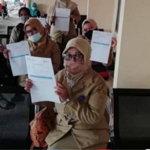 Minta Jatah, Dispendik Kabupaten Malang Ajukan 14.555 GTK Penerima Vaksin Covid-19