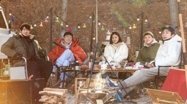Pemain drakor Hospital Playlist (Foto: Arsip tvN/ CJ ENM)