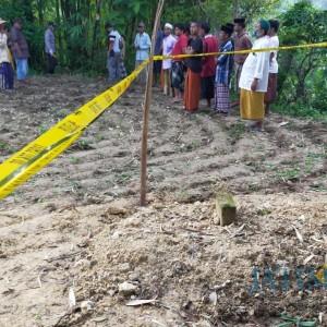 Bikin Geger, Mayat Bayi Tanpa Identitas Ditemukan Terkubur di Pemakaman