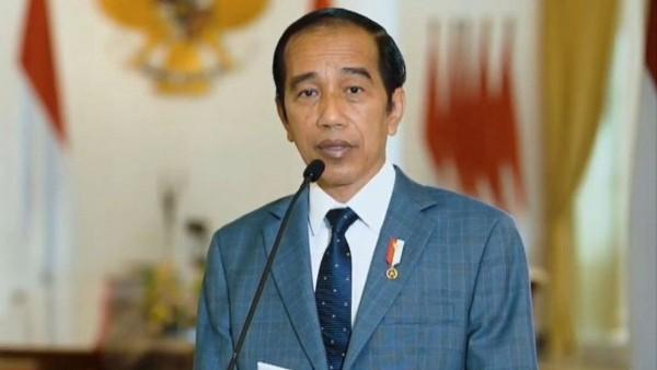 Presiden Joko Widodo (Foto: VOI.id)