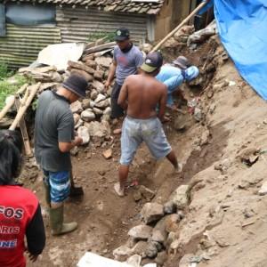 Longsor di Daerah Aliran Sungai, Dapur Warga Malang Hanyut