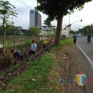 Imbas Cuaca dan Hujan Deras, Sederet Titik Pengendali Banjir di Banyuwangi Rusak