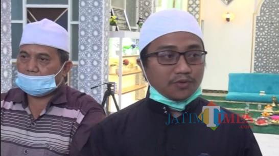 Gus Idris saat ditemui di Ponpes Thoriqul Jannah (foto: Hendra Saputra/MalangTIMES)