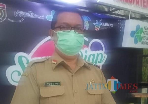 Kepala Dinas Kesehatan Kabupaten Ngawi dr. Yudono, M.MKes