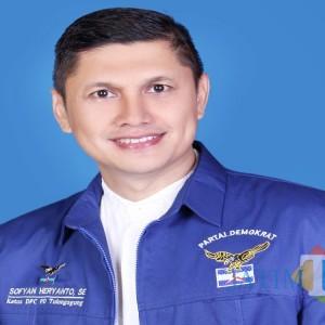 Kutuk Keras KLB, DPC Partai Demokrat Tulungagung Ikrar Setia Pada AHY