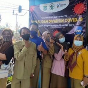 Juli Pembelajaran Tatap Muka, 61 Ribu Lebih Guru di Kabupaten Malang Bakal Divaksin