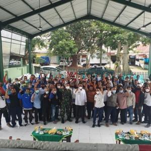 Insan Tinju Gelar Silaturahmi, Usung Kebangkitan Tinju Malang