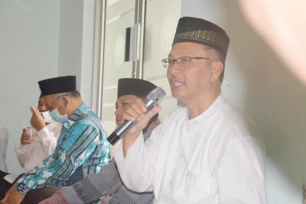 Rektor UIN Maliki Malang Prof Abdul Haris memberikan apresiasi begitu tinggi terhadap para dosen yang berdedikasi untuk kemajuan UIN Malang. (Ist)
