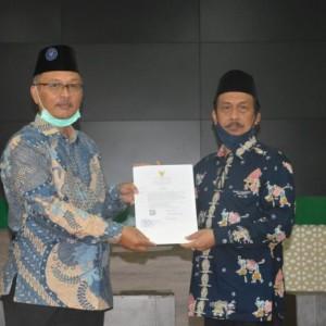 Serahkan SK Asisten Ahli, Rektor UIN Malang Beri Pesan Ini untuk Para Dosen