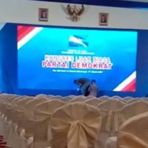KLB Demokrat Dimotori Mantan Kader, DPP Siap Tempuh Jalur Hukum