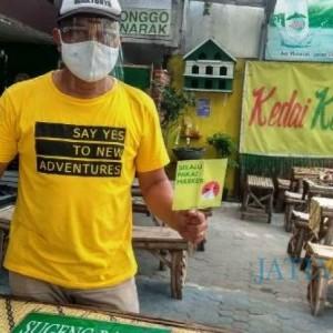 Gerakkan Ekonomi, Pelaku UMKM di Surabaya Minta Pemerintah Segera Berikan Vaksinasi