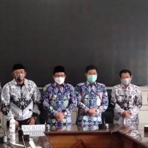 Audiensi dengan PGRI, Wali Kota Malang Komitmen Perhatikan Nasib GTT dan PTT