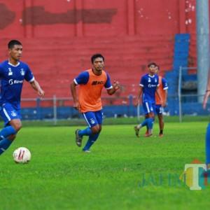 Pra Musim Piala Menpora, Persik Kediri Andalkan Pemain Lokal