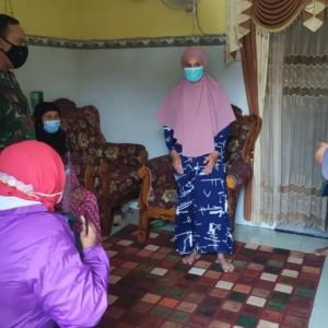 Putus Mata Rantai Penyebaran Covid-19, Polisi dan TNI Gencarkan Tracing