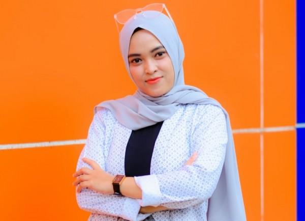 Farikhatul Azizah, mahasiswa Fakultas Keguruan dan Ilmu Pendidikan, Program Studi Pendidikan Anak Usia Dini (PG-PAUD) (Ist)