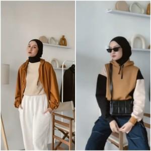 Tips Tampil Lebih Stylish dengan Casual Outfit ala Hijabers Inas Rana Ini Yuk