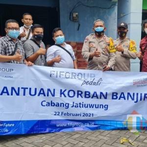 FIFGROUP Salurkan Bantuan Bencana Lebih Dari Rp 2 Miliar di 76 Titik se-Indonesia