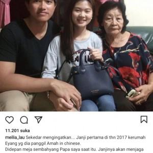 Hubungan Kandas, Ini Curahan Ibunda Felicia yang Sindir Janji Kaesang