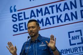 Agus Harimurti Yudhoyono (AHY) (Foto:Republika)
