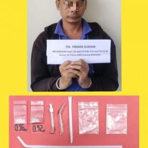 Pengedar Sabu Asal Madura Kembali Ditangkap Polisi Usai Bebas dari Penjara