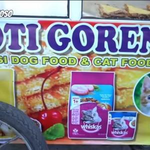Di Bali Ada Makanan Kucing-Anjing yang Dijual dan Disajikan untuk Manusia
