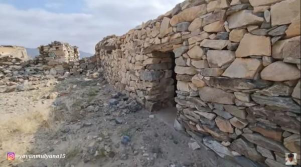 Rumah kaum kafir Quraisy (Foto: YouTube Alman Mulyana)