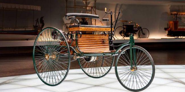 Begini Repotnya Nyalakan Mobil Pertama di Dunia, Benz Patent Motorwagen | Otosia.com