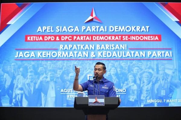 Agus Harimurti Yudhoyono (AHY). (Foto: Instagram agusyudhoyono)