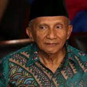 Pertemuan Singkat tapi Serius Amien Rais dan Jokowi, Bahas soal Laskar FPI