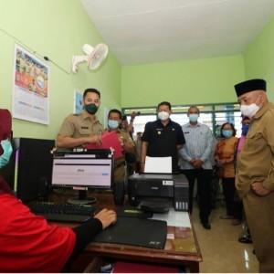 Tanpa Ribet, Sekarang Urus Adminduk di Kabupaten Malang Cukup di Tingkat Desa