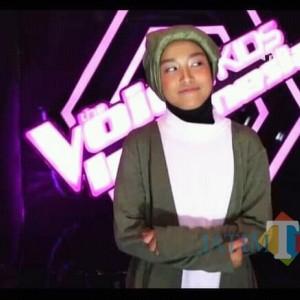 Sisi Lain Diajeng Roro, Penyanyi Lumajang yang Menembus The Voice Kids Indonesia