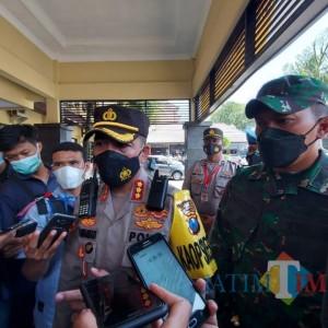 Viral Dugaan Suara Kapolresta Malang Kota Instruksikan Penembakan, Leo: Itu Videonya Dipotong