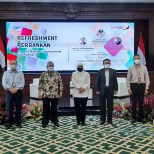 Bank Jatim Sediakan Anggaran Rp 2 Triliun untuk Pemulihan Ekonomi Nasional