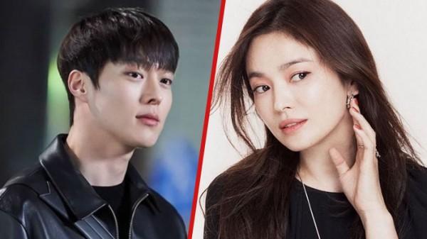 Jang Ki-yong dan Song Hye-kyo (Foto: IST)