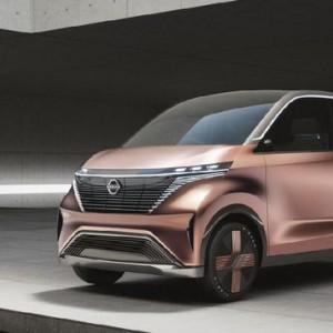 Nissan-Mitsubishi Rancang Mobil Listrik Harga Rp 200 Jutaan