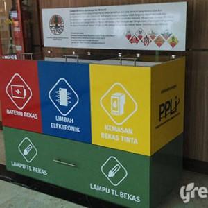 Kota Malang Sudah Saatnya Punya Tempat Sampah Khusus Elektronik