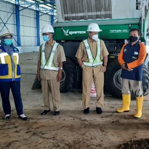 Hibah Kementerian Perindustrian, Kota Malang Punya Minidepo Pencacah Sampah Plastik