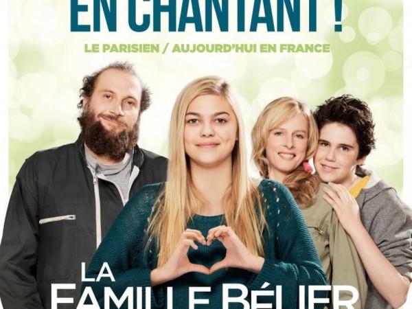 Film La Famille Bélier/ CODA (Foto: Challenges)