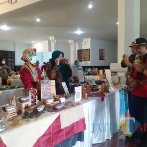 Support Pemasaran Produk UMKM, Gedung DPRD Kota Malang Kembali Jadi Tempat Pameran