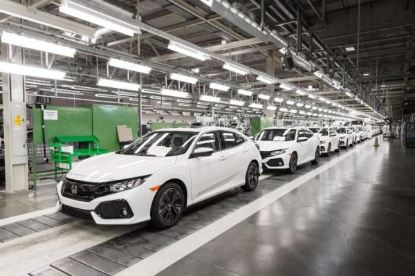 Pabrik Honda (Foto : Internet)