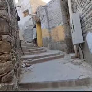 Suasana Perkampungan dan Rumah Abu Jahal yang Kini Dijadikan Toilet di Masjidil Haram