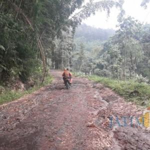 Kepala DPUPR Kota Batu: Perbaikan Jalan Ruas Brau Butuh Anggran Rp Rp 3,5 Miliar