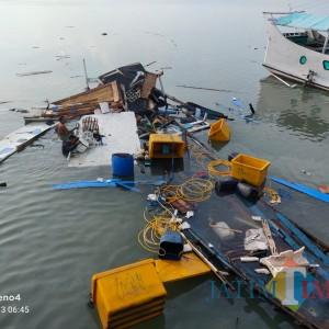 Perahu Motor di Sumenep Meledak, Korban Alami Luka Lecet hingga Luka Bakar