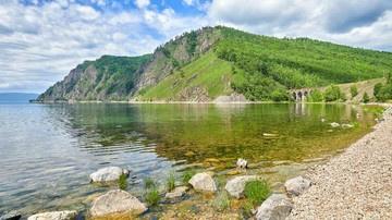 Danau Baikal, tempat teleskop raksasa di Rusia. (Foto: iStockphoto/zhaubasar)
