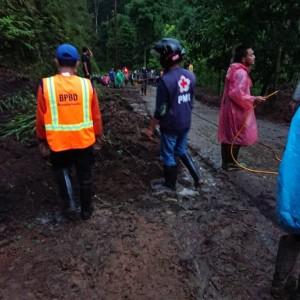 Bulan Maret 2021, Wilayah Kabupaten Malang Bagian Barat Masih Potensi Longsor