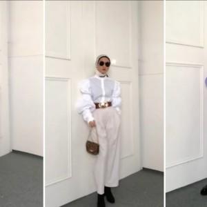 Tampil Modis ala Ko Moon Young Pakai Hijab? Intip Inspirasi Outfit Berikut ini Yuk!