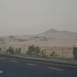 Ngeri! Situasi Kota Makkah Dihantam Badai Debu, Seakan Mau Kiamat