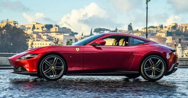 Ferrari Roma (Foto: CarAdvice)