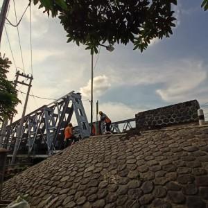 Jembatan Bandar Ngalim Kota Kediri akan Dibuat 4 Lajur