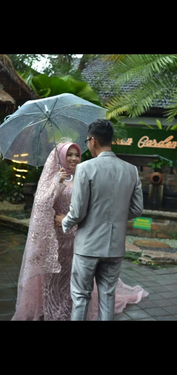 Pernikahan di Ocean Garden. Resto yang punya lokasi strategis ditambah dengan harga paket wedding yang murah (Ist)
